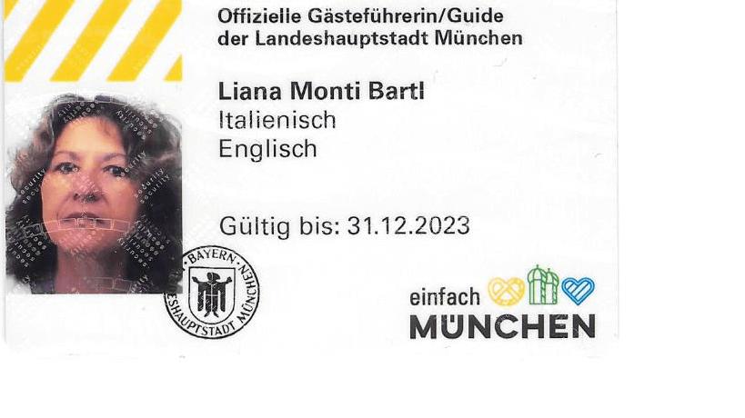 Guida turistica ufficiale della capitale Monaco di Baviera