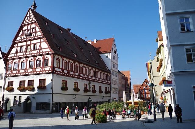 Nördlingen - visitaguidatamonaco.com